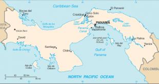 Panama Canal - Wikipedia