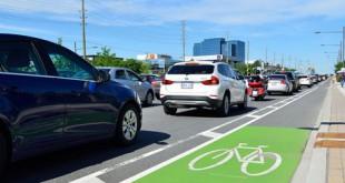 Congestion + BikeLane - Wikipedia (Mod)