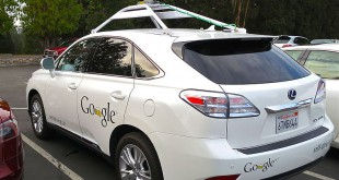 Google's Self-Driving Car - Mod