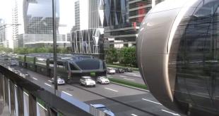Transit Elevated Bus (TEB) - 001